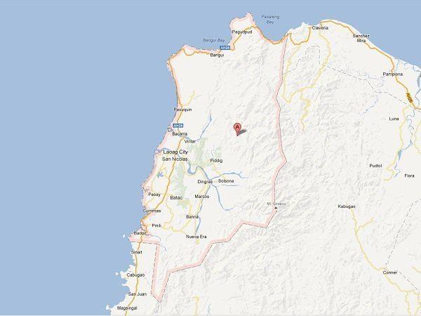 Ilocos Norte in the past, History of Ilocos Norte