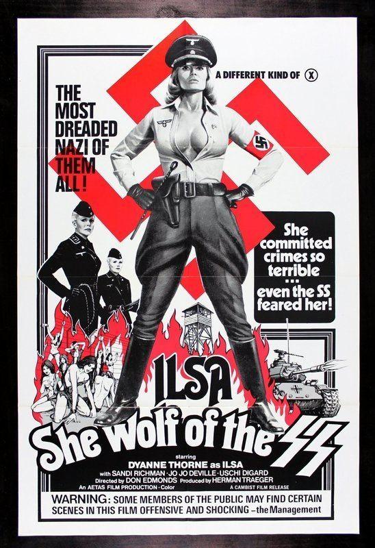Ilsa, She Wolf of the SS Ilsa She Wolf of the SS 1975