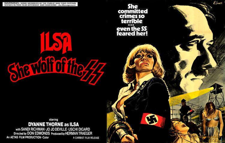 Ilsa, She Wolf of the SS ilsashewolfofthess Wonkette