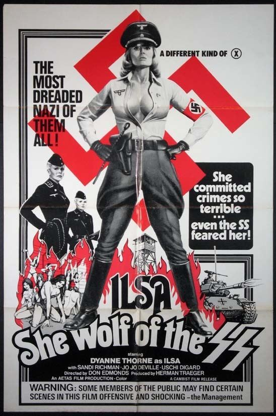 Ilsa, She Wolf of the SS Toronto ILSA Legend Dyanne Thorne to Appear at HORRORRAMA 2016