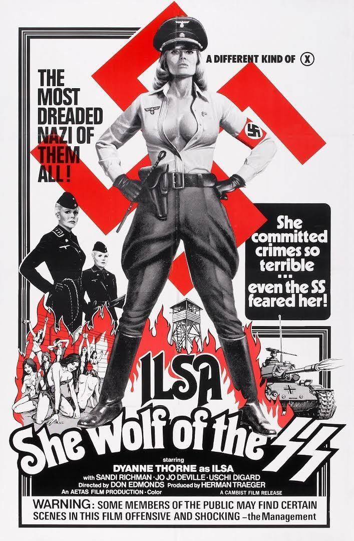 Ilsa, She Wolf of the SS t3gstaticcomimagesqtbnANd9GcS4N0q9maKGRsFfw
