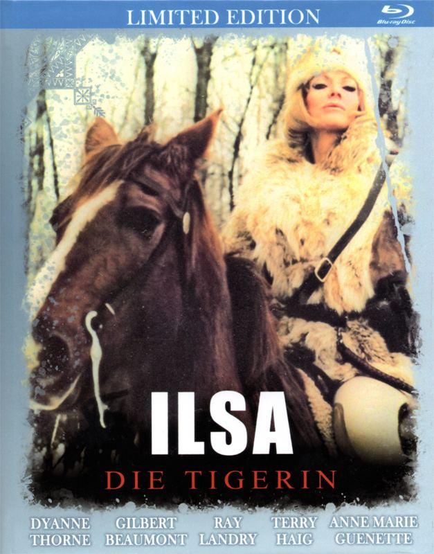 Ilsa, the Tigress of Siberia Ilsa the Tigress of Siberia Bluray Ilsa Die Tiegerin Limited