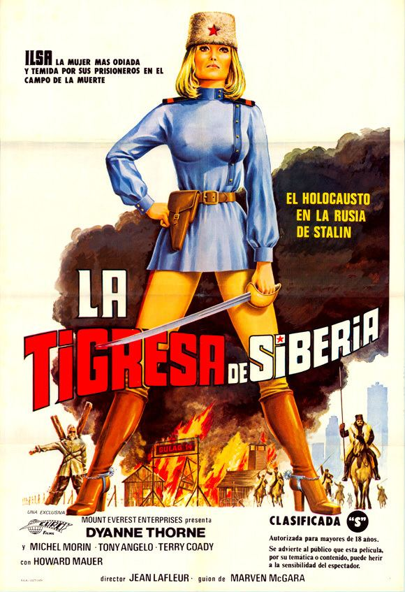 Ilsa, the Tigress of Siberia Ilsa Tigress of Siberia The Deuce