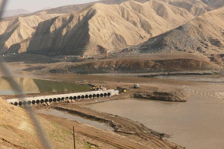 Ilısu Dam TC The Ilisu Dam Project