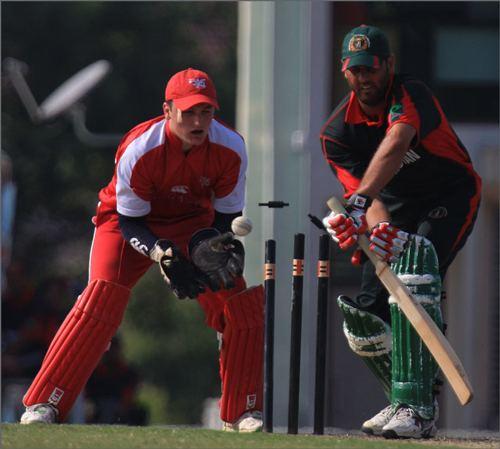 Ilyas Gul (Cricketer)