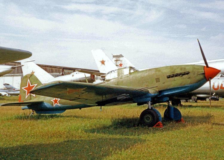 Ilyushin Il-10 Ilyushin Il10 Wikipedia