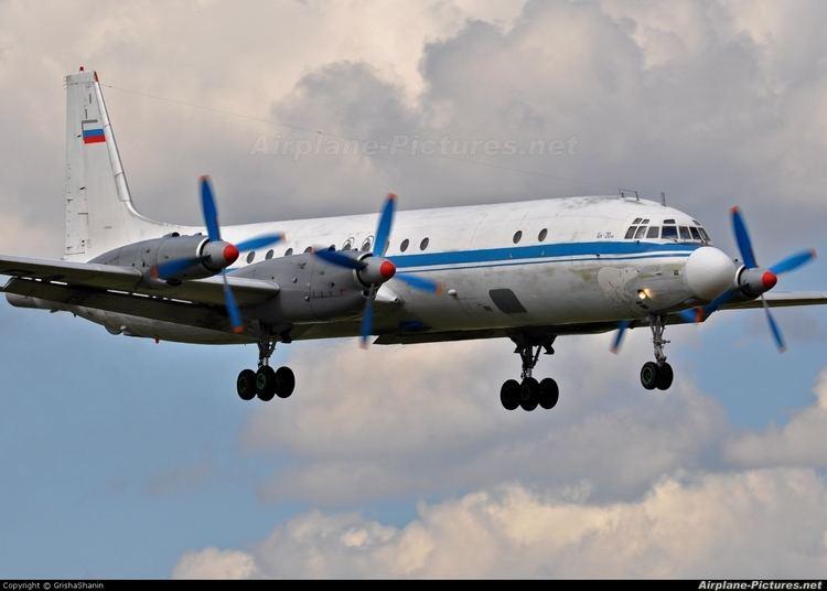 Ilyushin Il-18 The best Ilyushin Il18 all models Photos AirplanePicturesnet