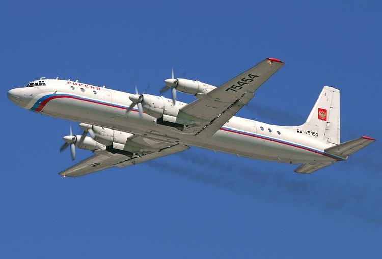 Ilyushin Il-18 Ilyushin Il18 Wikipedia