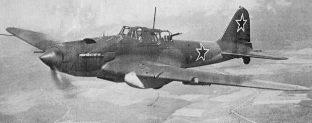 Ilyushin Il-2 Ilyushin Il 2 Shturmovik World War 2 Planes