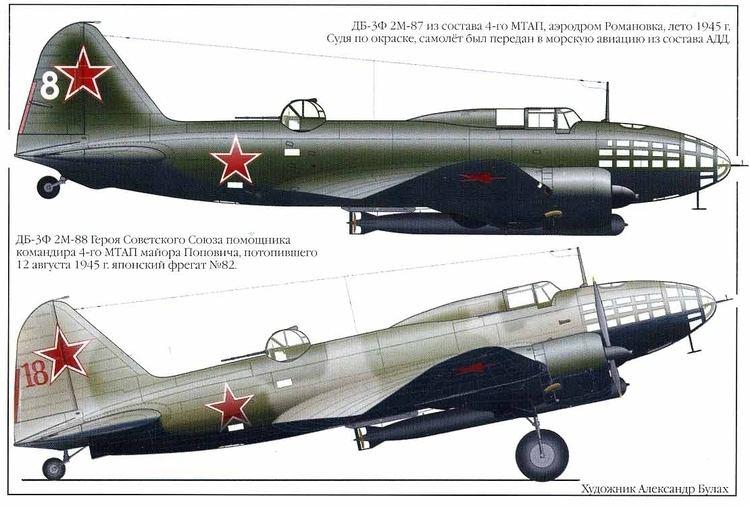 Ilyushin Il-4 1000 images about Planes Ilyushin DB3Il4 on Pinterest