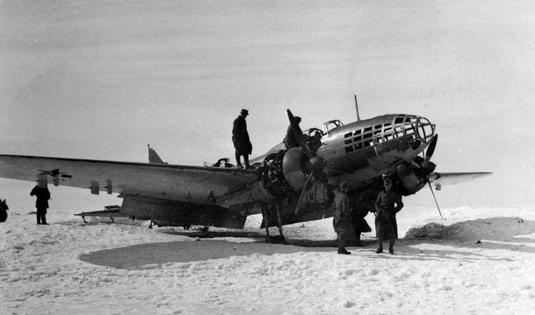 Ilyushin Il-4 Asisbiz ILYUSHINIL4 IlyushinIL4forcelandedandcapturedby