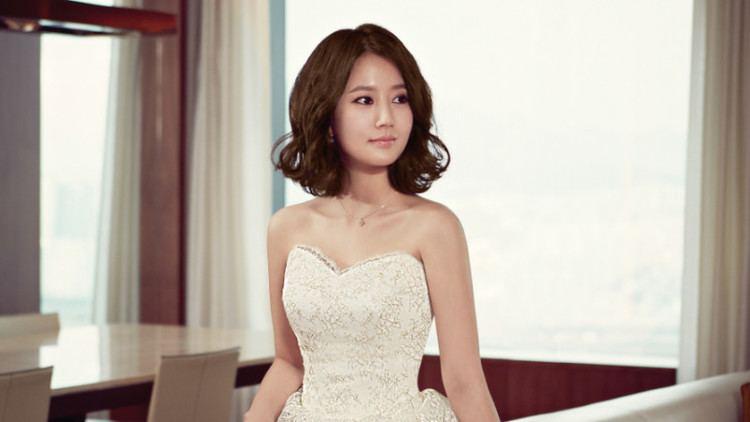Im Jung-eun Actress Im Jung Eun Marries NonCelebrity Boyfriend at a