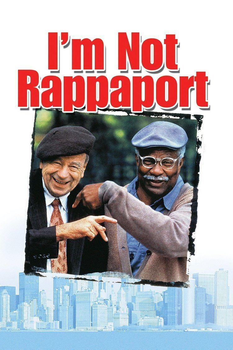 I'm Not Rappaport (film) wwwgstaticcomtvthumbmovieposters18879p18879
