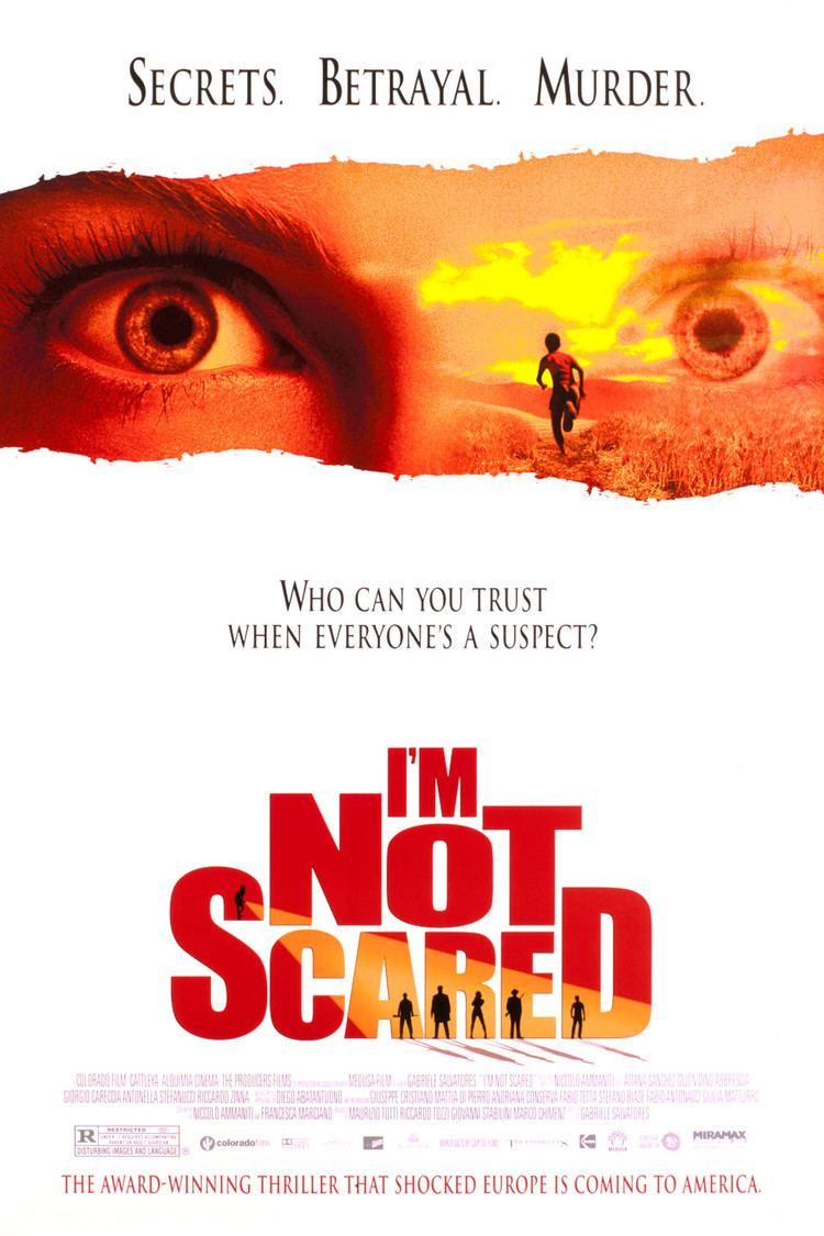 I'm Not Scared wwwgstaticcomtvthumbmovieposters33450p33450