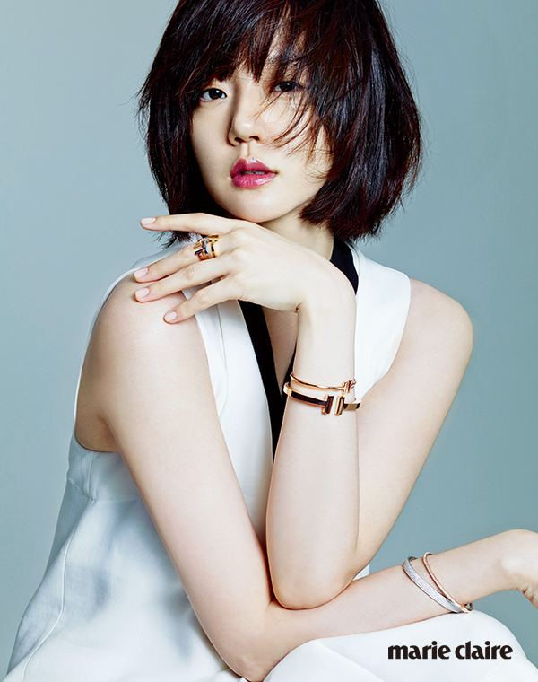 Im Soo-jung Im Soo Jung Discusses Her Interest in Writing and Artistic
