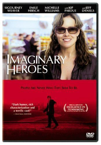 Imaginary Heroes Amazoncom Imaginary Heroes Sigourney Weaver Emile Hirsch