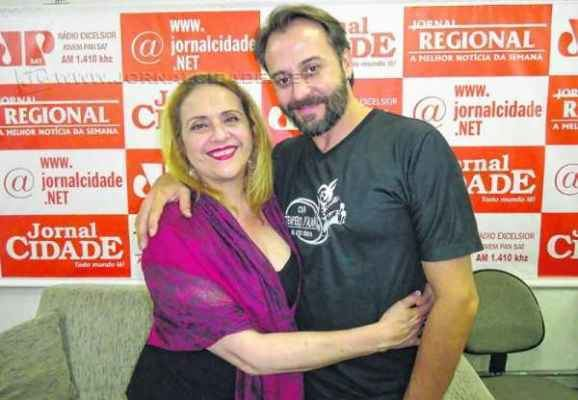 Imara Reis Atriz Imara Reis ministra oficina para grupo de Rio Claro Jornal