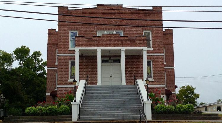 Imboden Methodist Episcopal Church, South