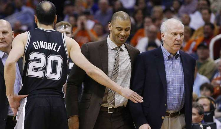 Ime Udoka Spurs may have another future head coach in Udoka San