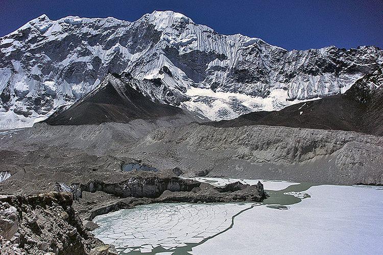 Imja Glacier wwwswisseducchglaciershimalayakhumbuimjagla