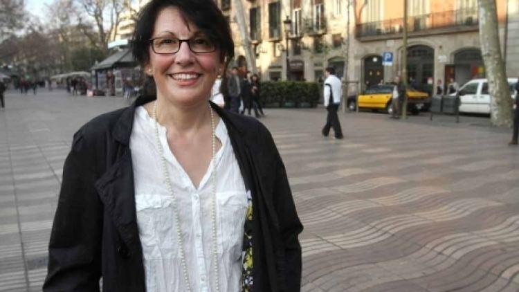 Imma Monsó Imma Mons professora de l39institut Duc de Montblanc guanya el