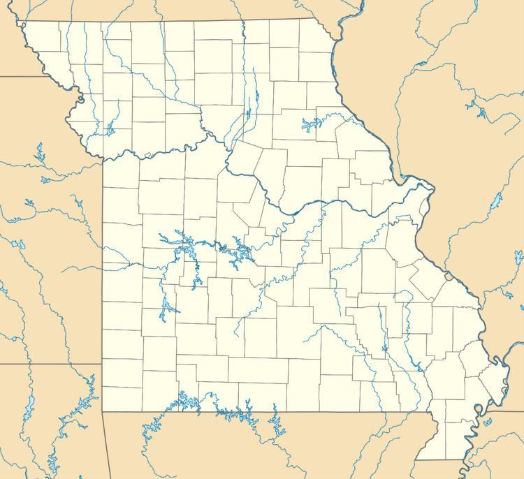 Immanuel Evangelical Lutheran Church (Pilot Knob, Missouri)