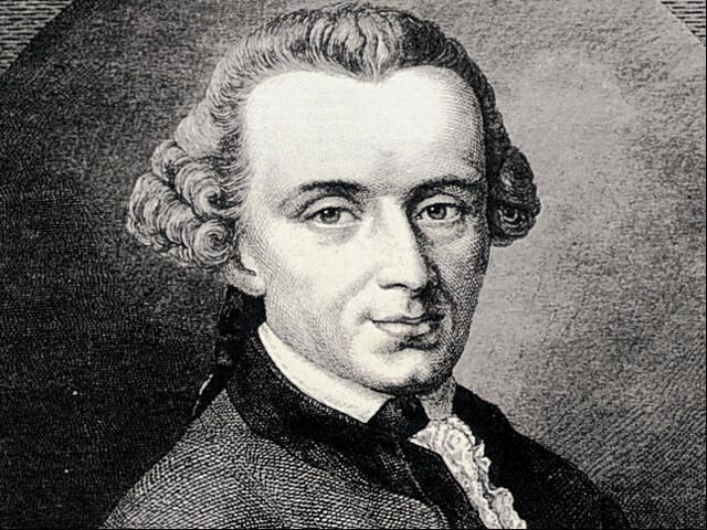 Immanuel Kant Rabbi Immanuel Kant and Modern Jewish Thought UW Stroum