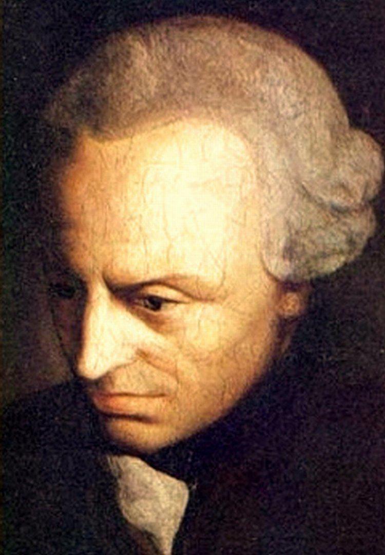 Immanuel Kant Immanuel Kant Wikipedia the free encyclopedia