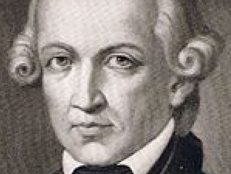 Immanuel Kant immanuel kant and THE METAPHYSICS OF REASON