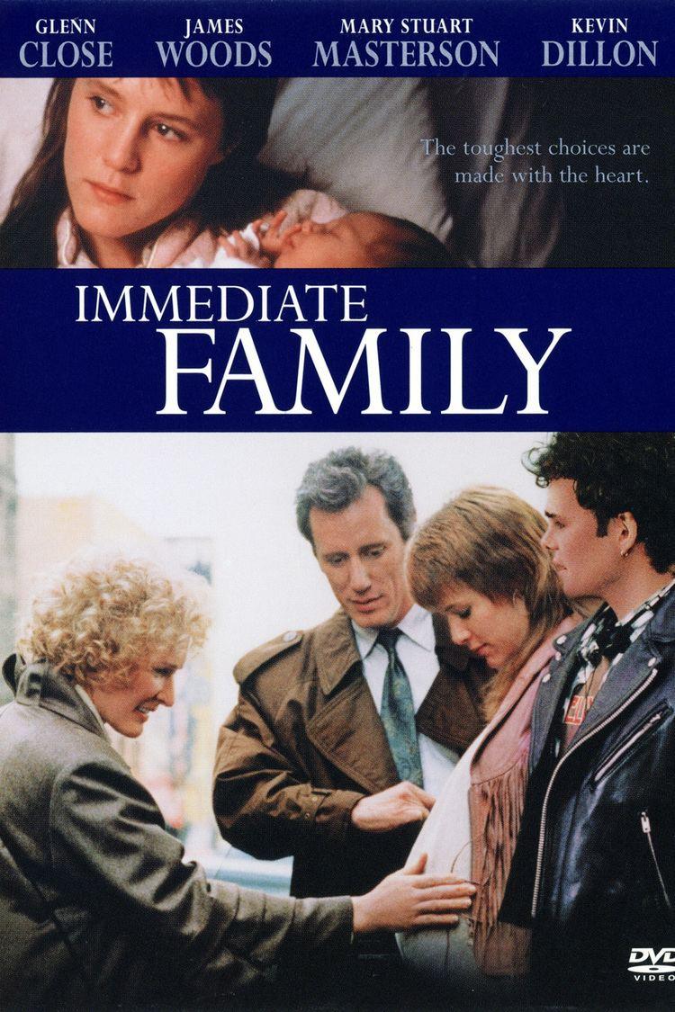Immediate Family (film) wwwgstaticcomtvthumbdvdboxart11906p11906d
