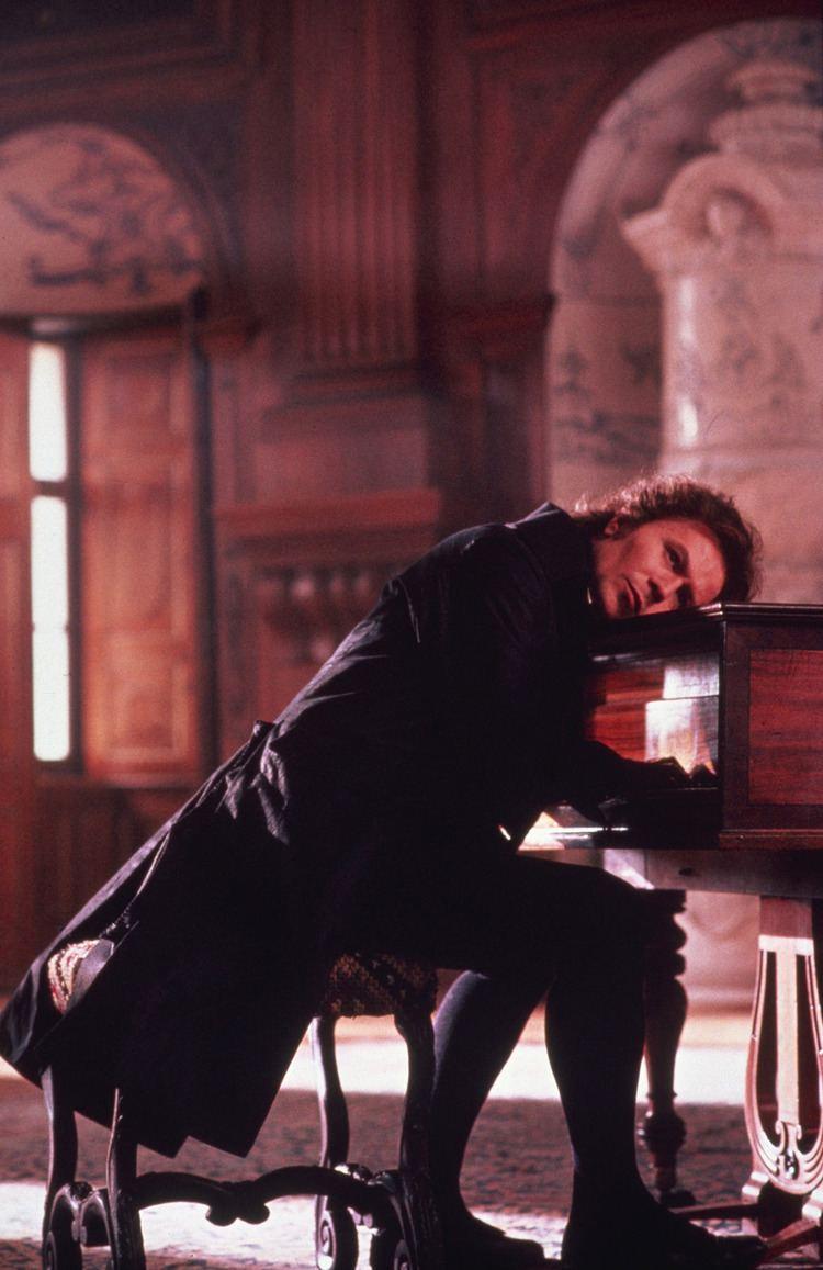 Immortal Beloved (film) Gary Oldman as Beethoven in Immortal Beloved Muziek Music