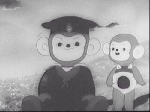 Imokawa Mukuzo Genkanban no Maki Anime HistoryTimeline Day 2 1917 The Begining 19171918