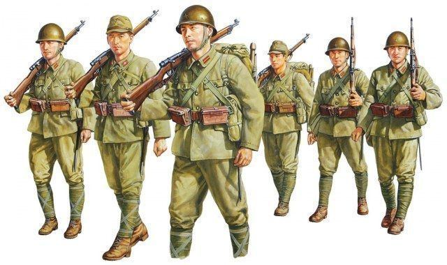 Imperial Japanese Army IMPERIAL JAPANESE ARMY Part II Weapons and Warfare