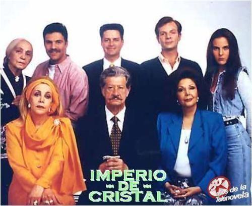 Imperio de cristal wwwmiblogdecineytvcomimagenesnovelasImperioCr