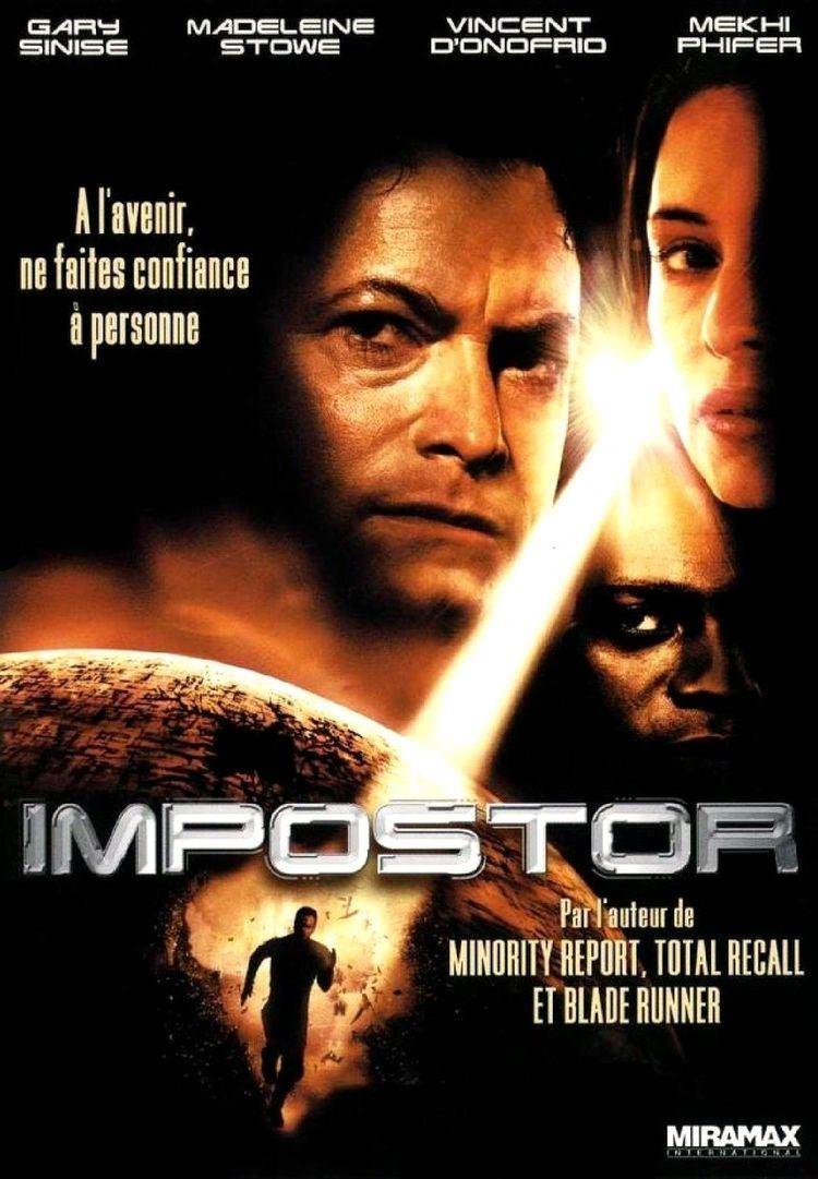 Impostor (film) Impostor Film 2002 SensCritique