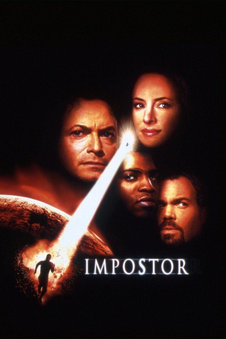 Impostor (film) wwwgstaticcomtvthumbmovieposters25839p25839