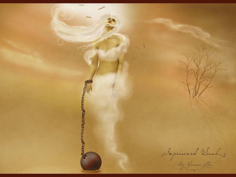 Imprisoned Soul imprisoned soulWP by sameer on DeviantArt