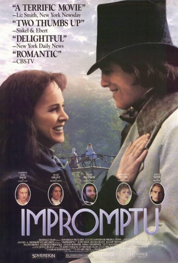 Impromptu (1991 film) Bunched Undies Impromptu 1991