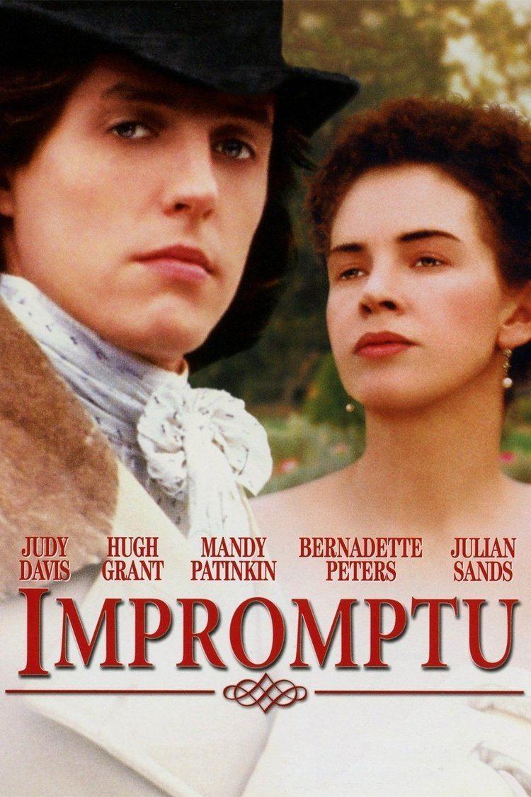 Impromptu (1991 film) wwwgstaticcomtvthumbmovieposters101731p1017