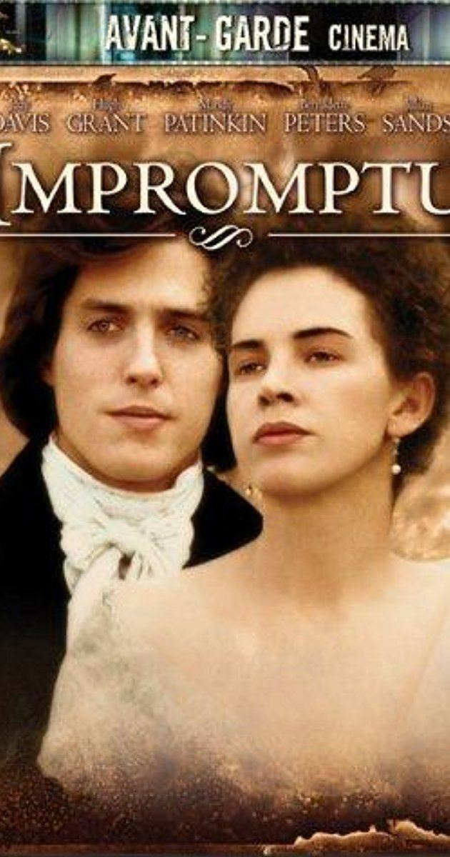 Impromptu (1991 film) Impromptu 1991 IMDb