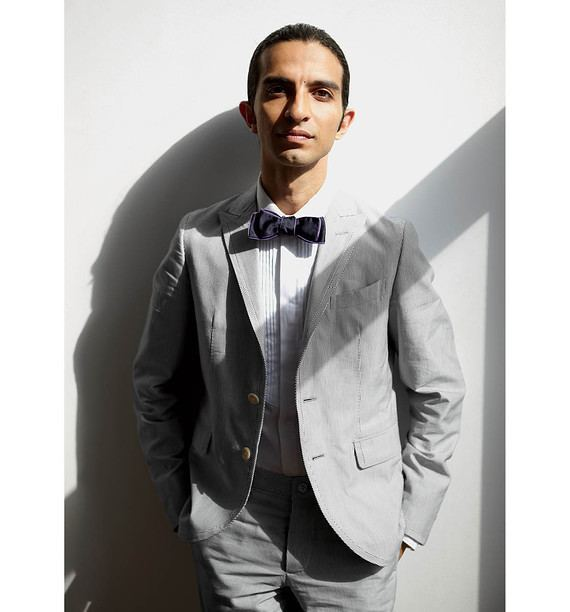 Imran Amed The Business of Fashion39s Imran Amed WSJ