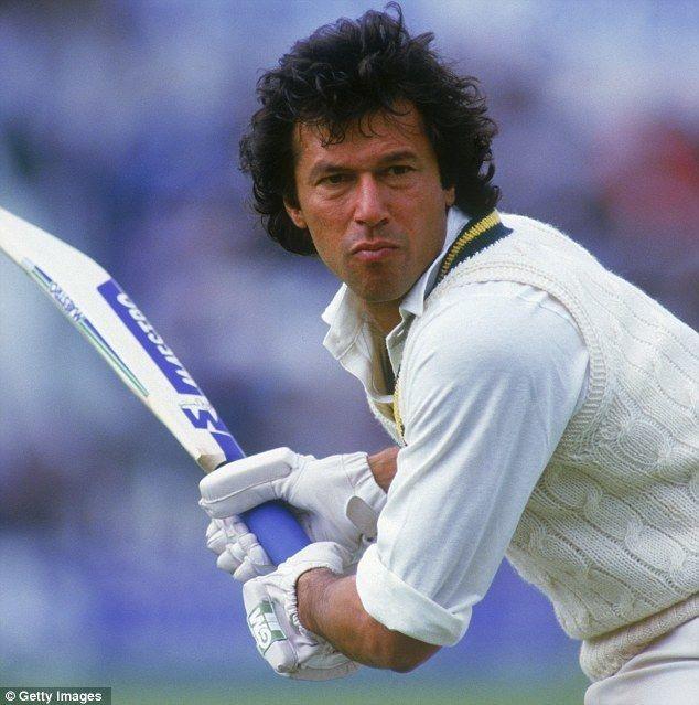 Imran Khan (Cricketer)