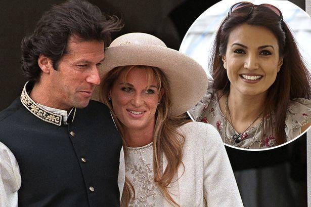 Imran Khan (Cricketer) family