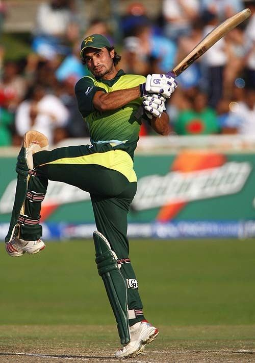 Imran Nazir (Cricketer)