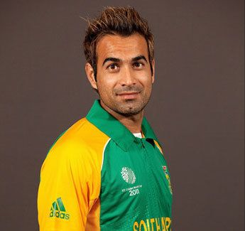 Imran Tahir Cricket representing South Africa Stats and Profile