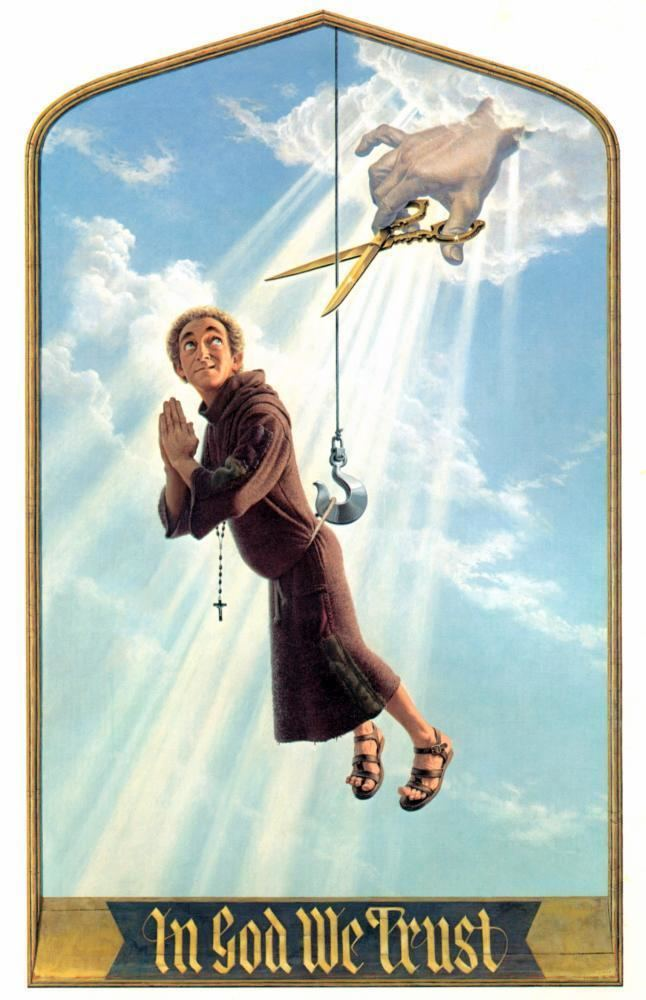 In God We Tru$t In God We Trut 1980 Scopophilia