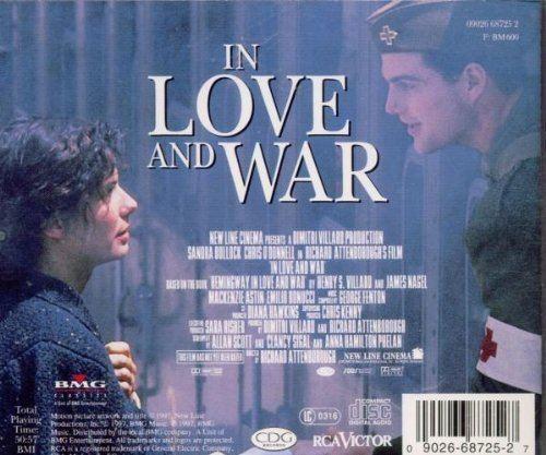 In Love and War (1996 film) George Fenton George Fenton In Love And War 1996 Film Amazon