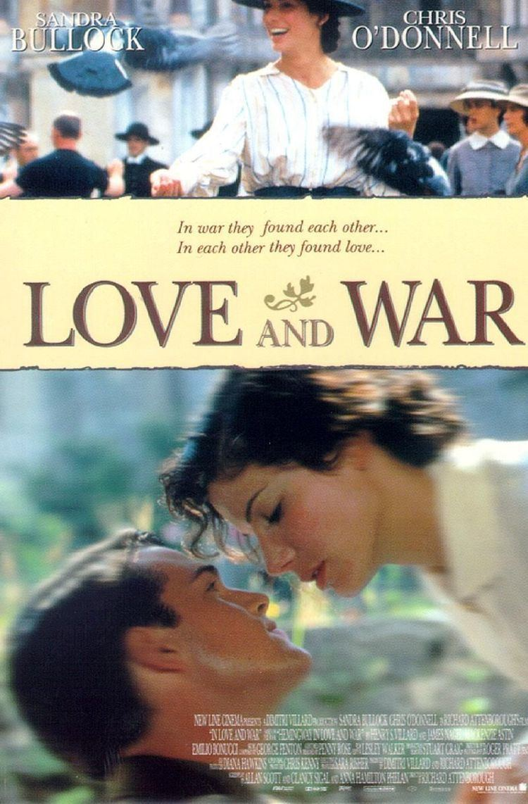 In Love and War (1996 film) In Love And War Movie Poster 2 of 2 IMP Awards