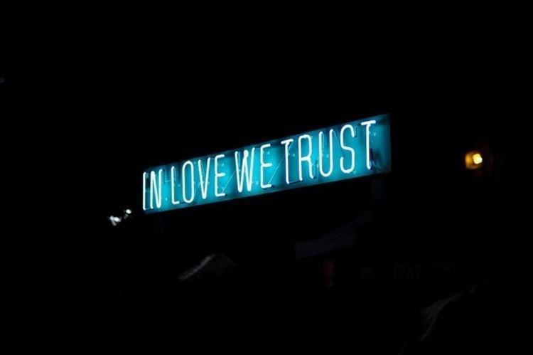 In Love We Trust In Love We Trust AM Light
