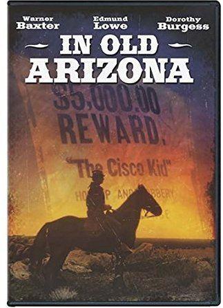 In Old Arizona Amazoncom In Old Arizona 29 Henry Armetta Warner Baxter James
